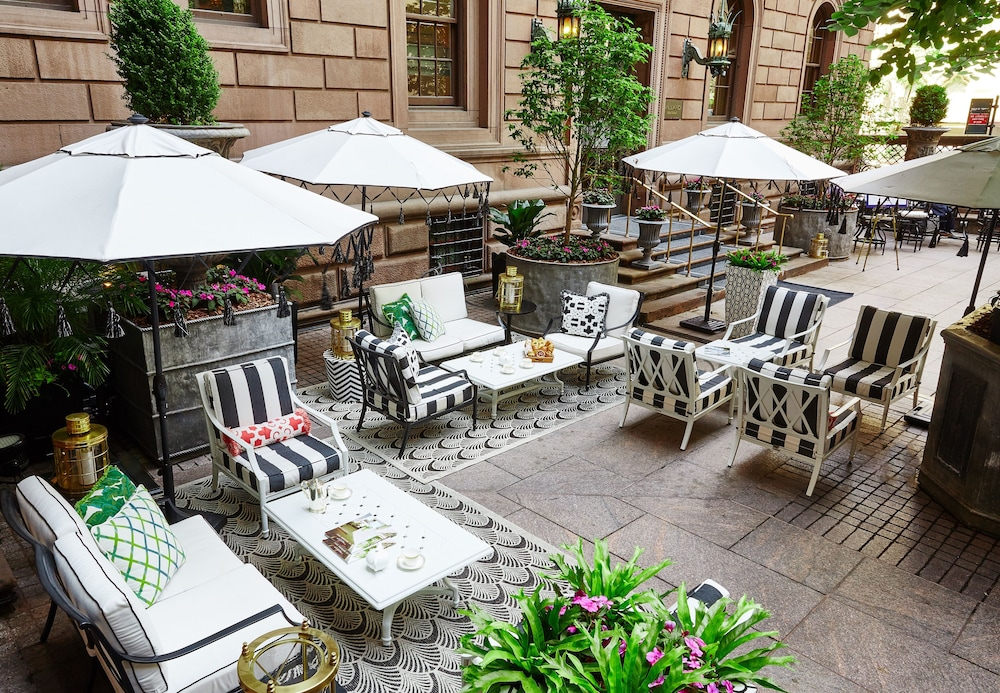 Terrace/Patio, Lotte New York Palace