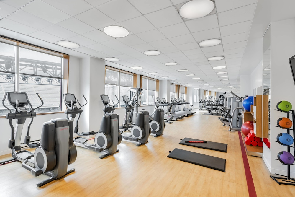 Fitness Facility, Sheraton Gateway Hotel In Toronto International Airport