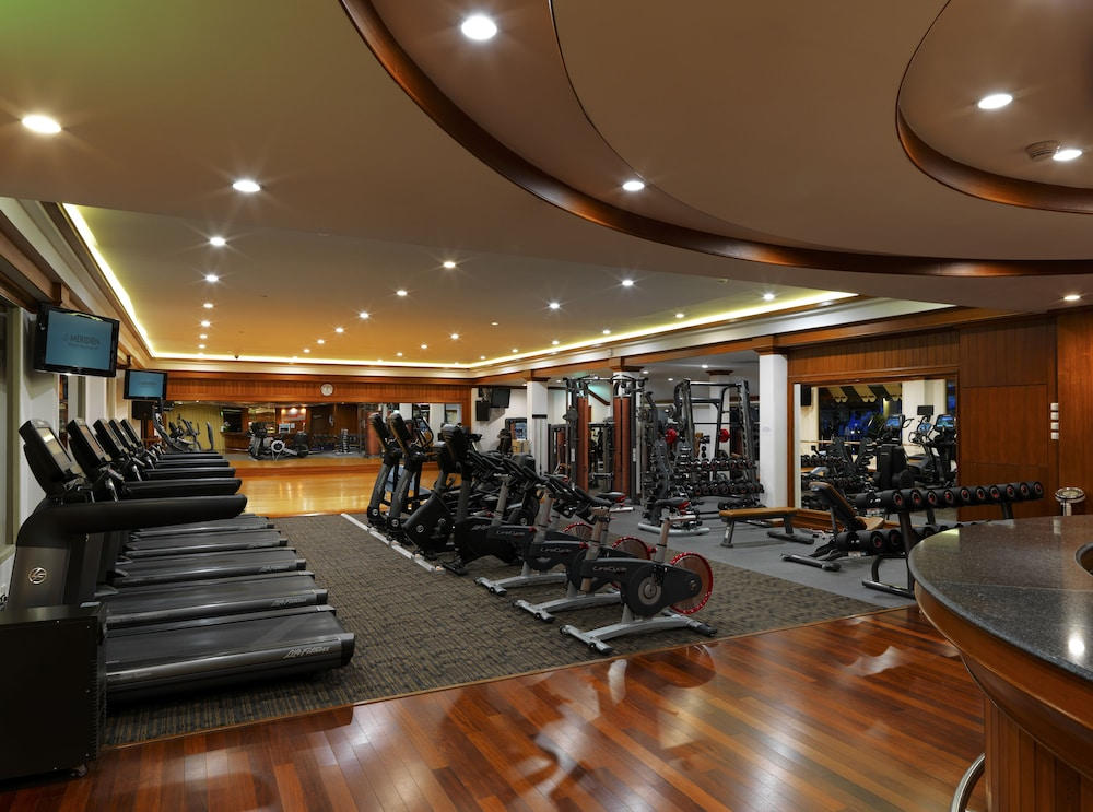 Fitness Facility, Le Meridien Phuket Beach Resort