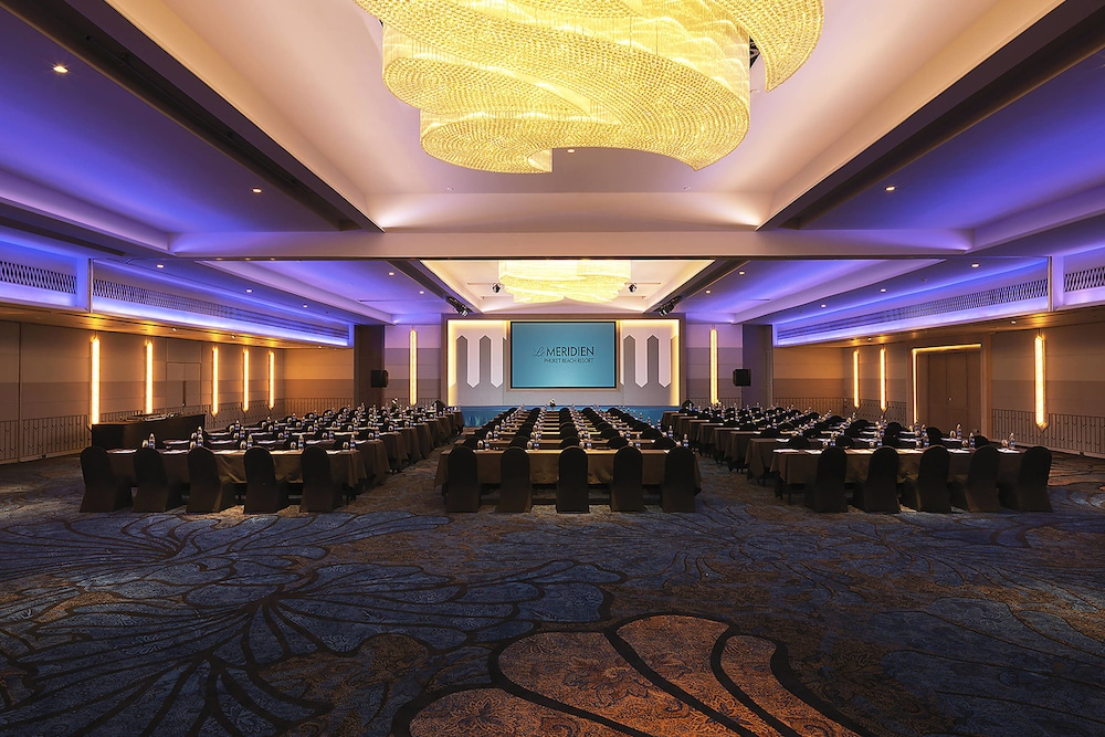 Meeting Facility, Le Meridien Phuket Beach Resort