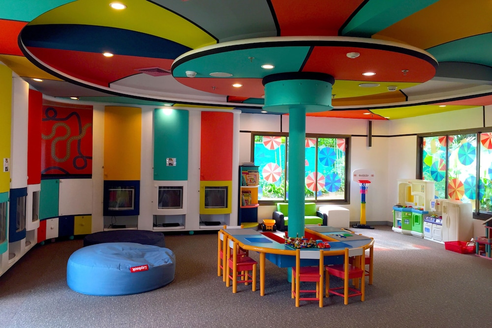 Children's Play Area - Indoor, Le Meridien Phuket Beach Resort