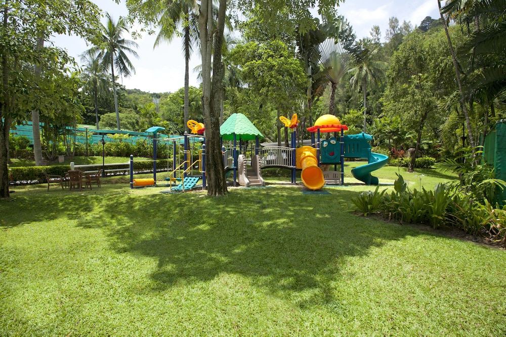 Children's Play Area - Outdoor, Le Meridien Phuket Beach Resort