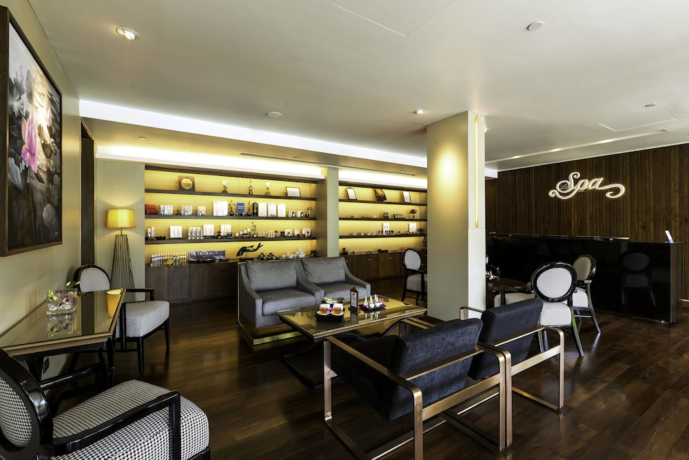 Spa Reception, Le Meridien Phuket Beach Resort