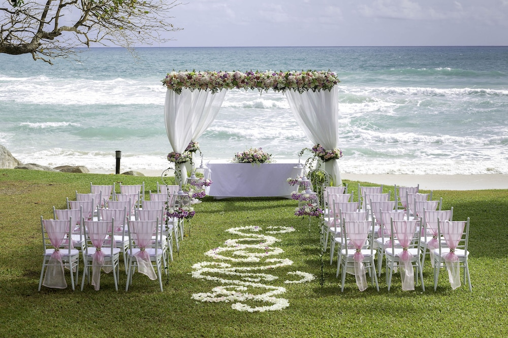 Outdoor Wedding Area, Le Meridien Phuket Beach Resort