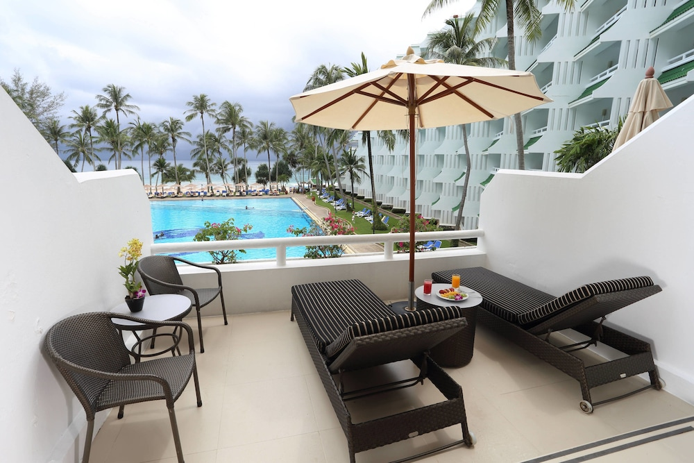 Beach/Ocean View, Le Meridien Phuket Beach Resort