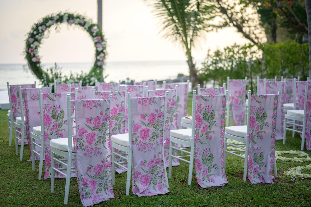 Outdoor Banquet Area, Le Meridien Phuket Beach Resort