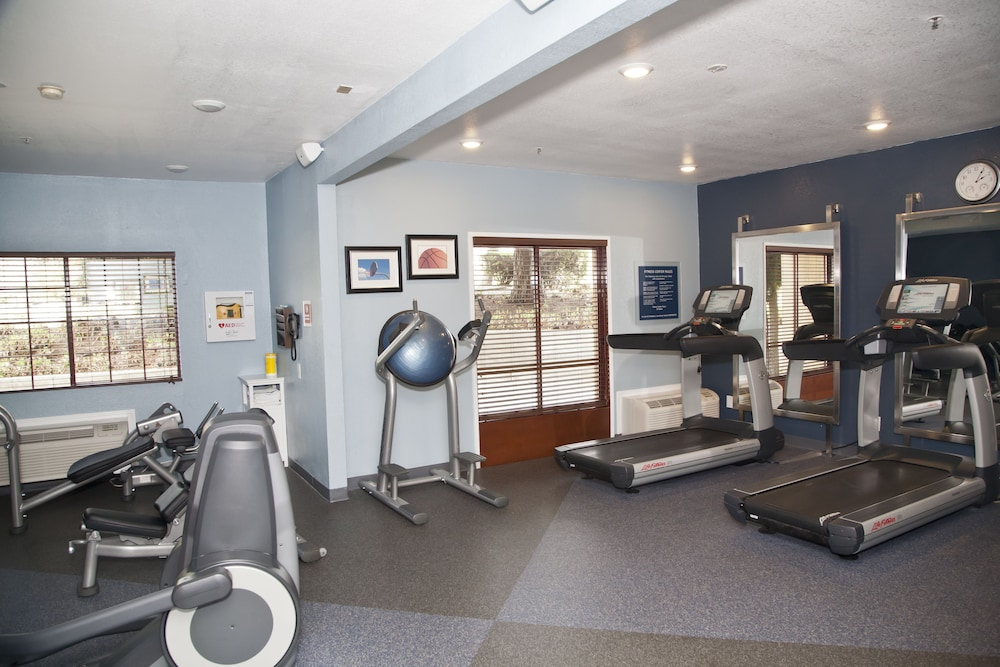 Gym, Wyndham Garden San Jose Silicon Valley