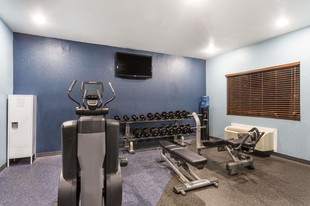 Fitness Facility, Wyndham Garden San Jose Silicon Valley