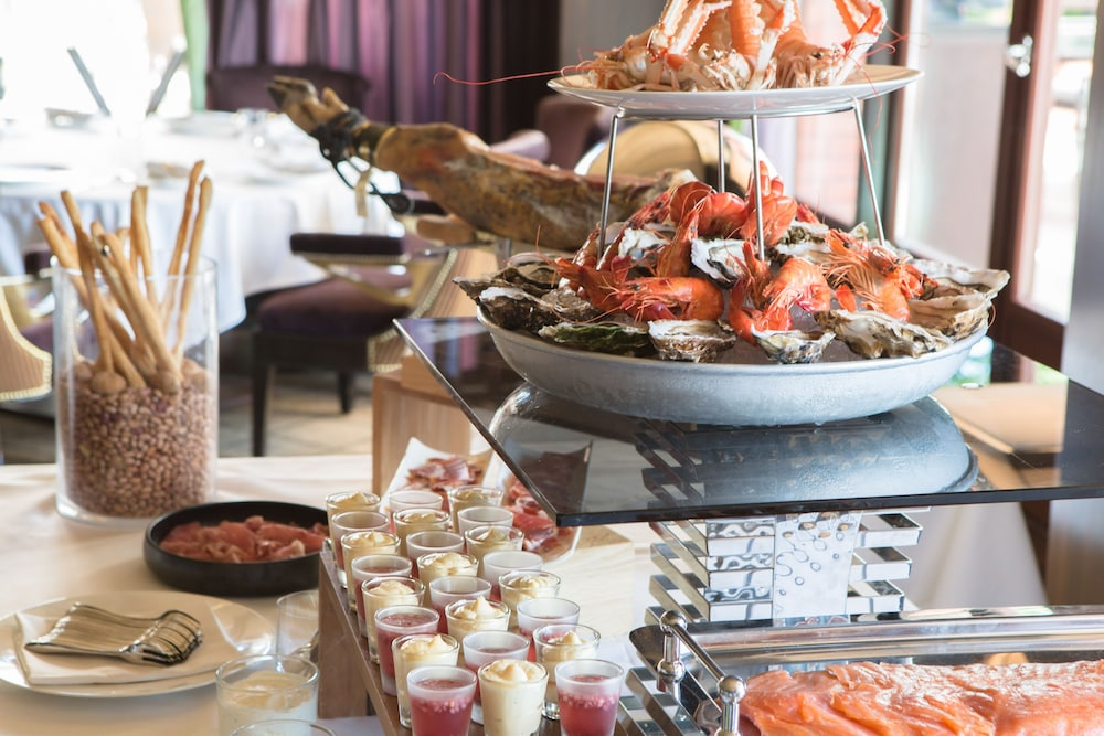 Food and Drink, La Reserve Geneve Hotel and Spa