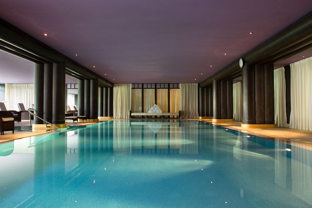 Indoor Pool, La Reserve Geneve Hotel and Spa
