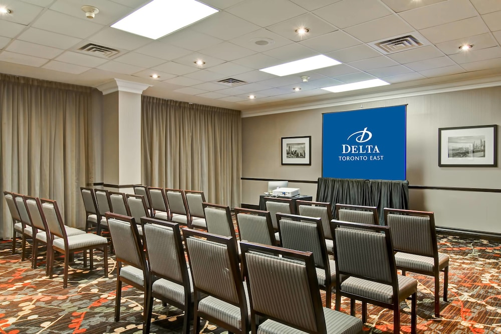 Meeting Facility, Delta Hotels by Marriott Toronto East