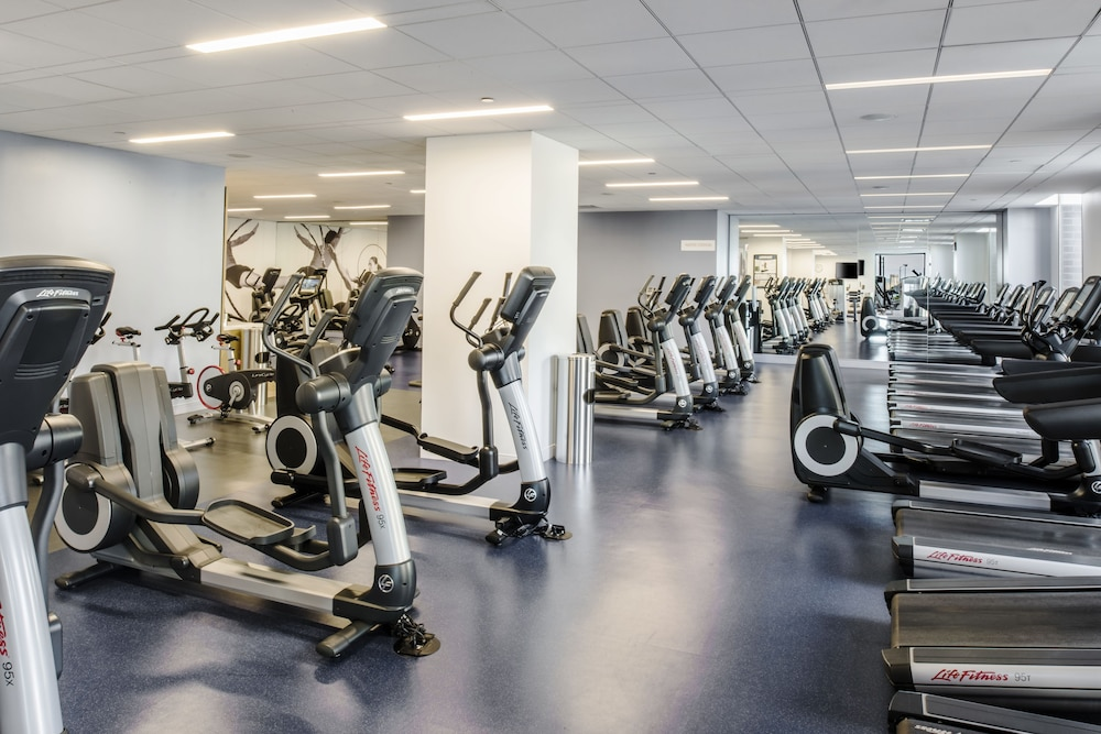 Fitness Facility, Hyatt Regency Chicago