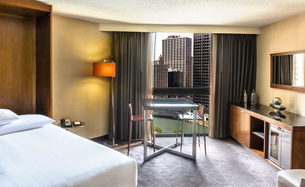 Room, Hyatt Regency Chicago