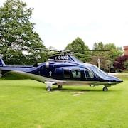 Helikopter-/vliegtuigtours