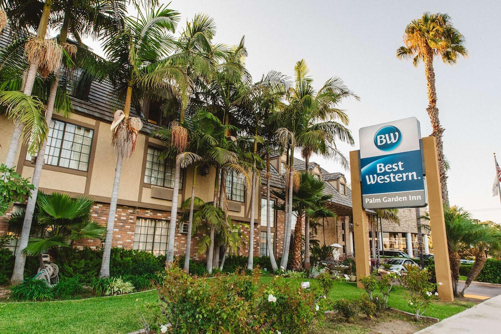 Featured Image, Best Western Palm Garden Inn