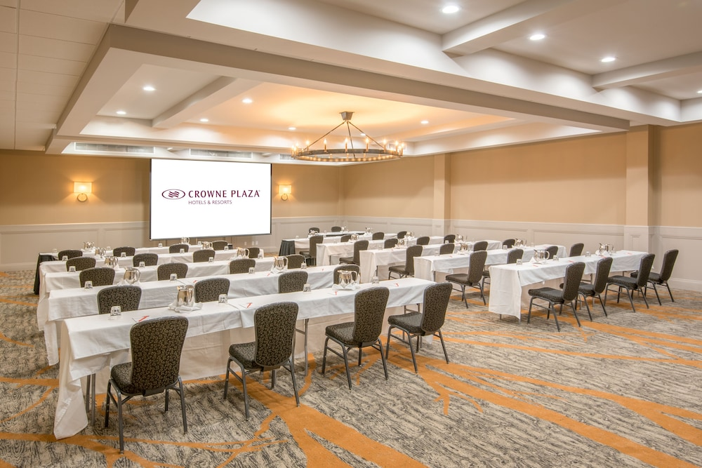 Meeting Facility, Crowne Plaza Resort Asheville