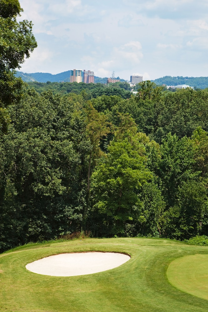 Golf, Crowne Plaza Resort Asheville