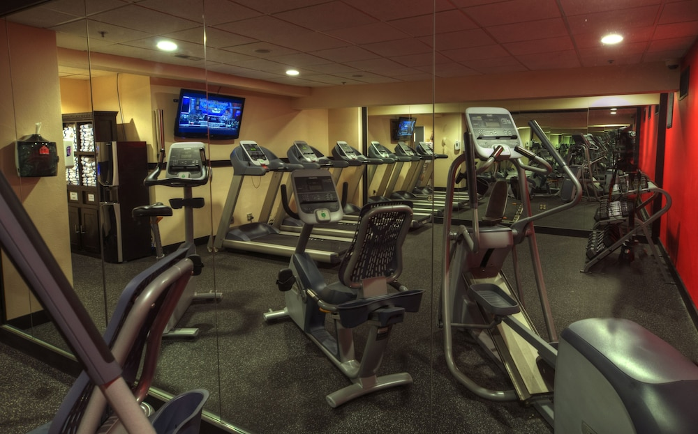 Fitness Facility, The Virginian Suites, Ascend Hotel Collection