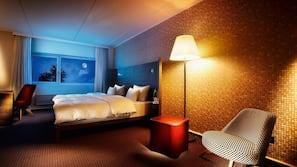 1 Schlafzimmer, Allergikerbettwaren, Schreibtisch