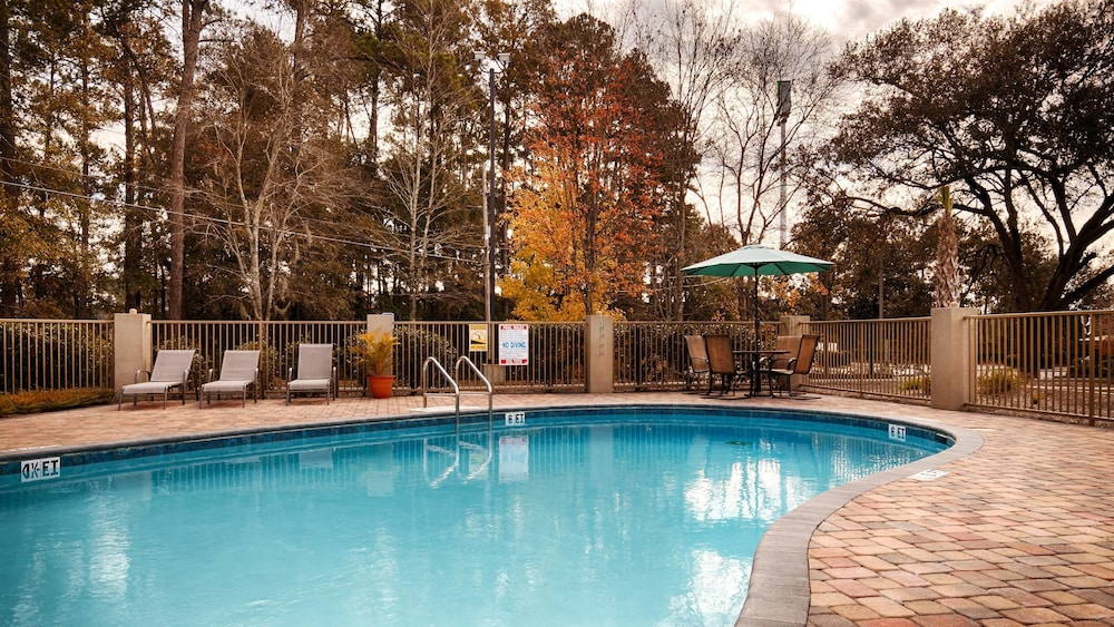 Pool, Best Western Plus Tallahassee North Hotel