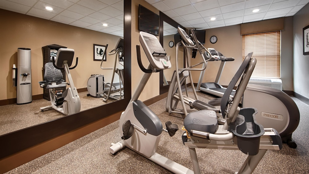 Gym, Best Western Plus Tallahassee North Hotel