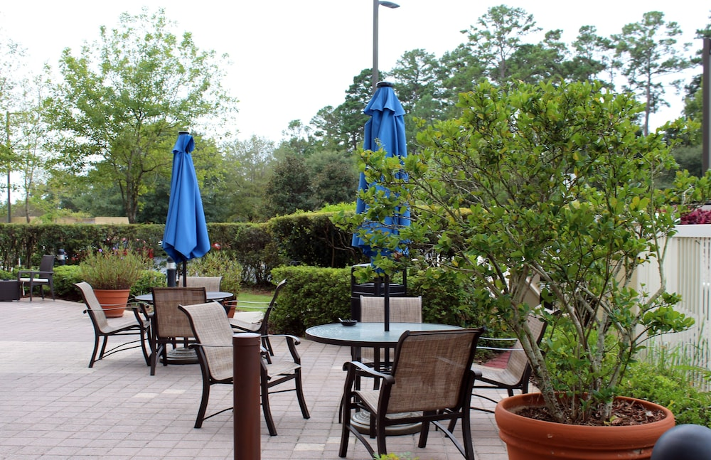 Terrace/Patio, Best Western Plus Tallahassee North Hotel