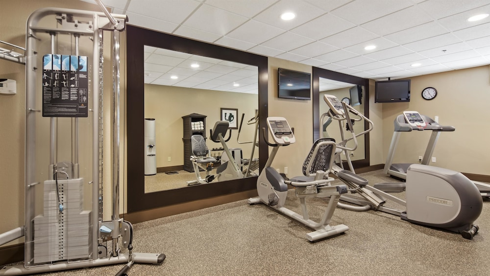 Fitness Facility, Best Western Plus Tallahassee North Hotel