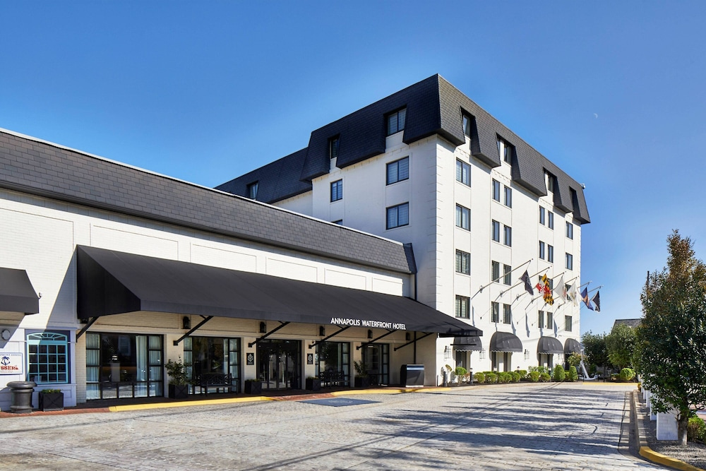 Exterior, Annapolis Waterfront Hotel, Autograph Collection