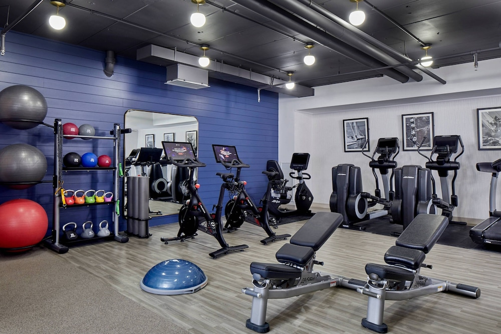 Fitness Facility, Annapolis Waterfront Hotel, Autograph Collection