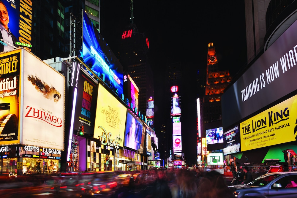 Best deals times square hotels