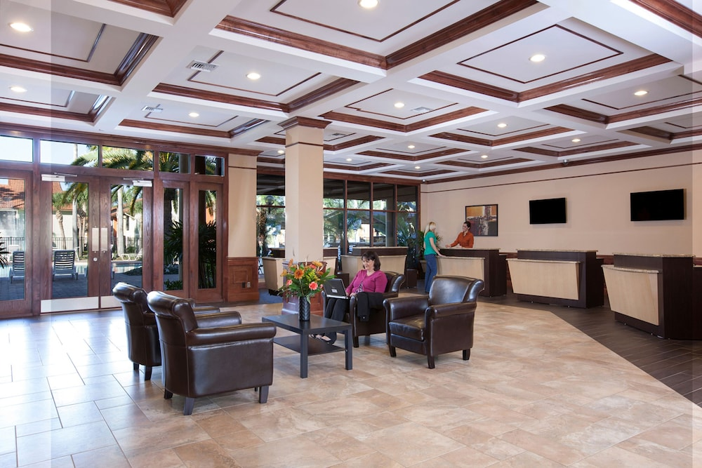 Business Center, Legacy Vacation Resorts-Orlando