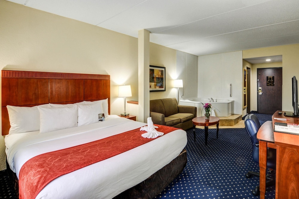 Rooms: Comfort Suites Outlet Center (Asheville, United States Of
