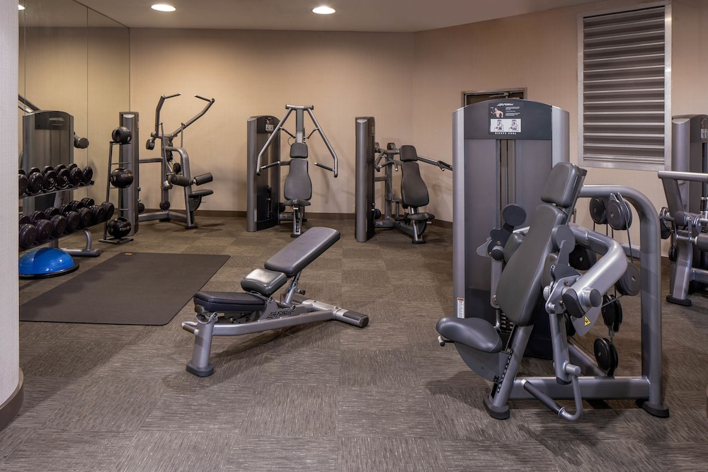 Fitness Facility, Hyatt Regency Indianapolis