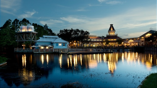 Disney's Port Orleans Resort - Riverside