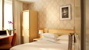 Coffres-forts dans les chambres, chambres insonorisées, Wi-Fi gratuit