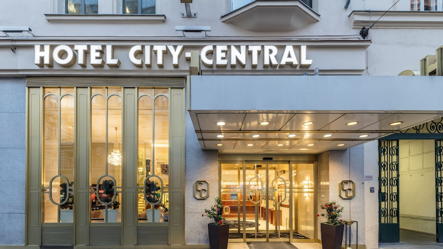 Hotel City Central