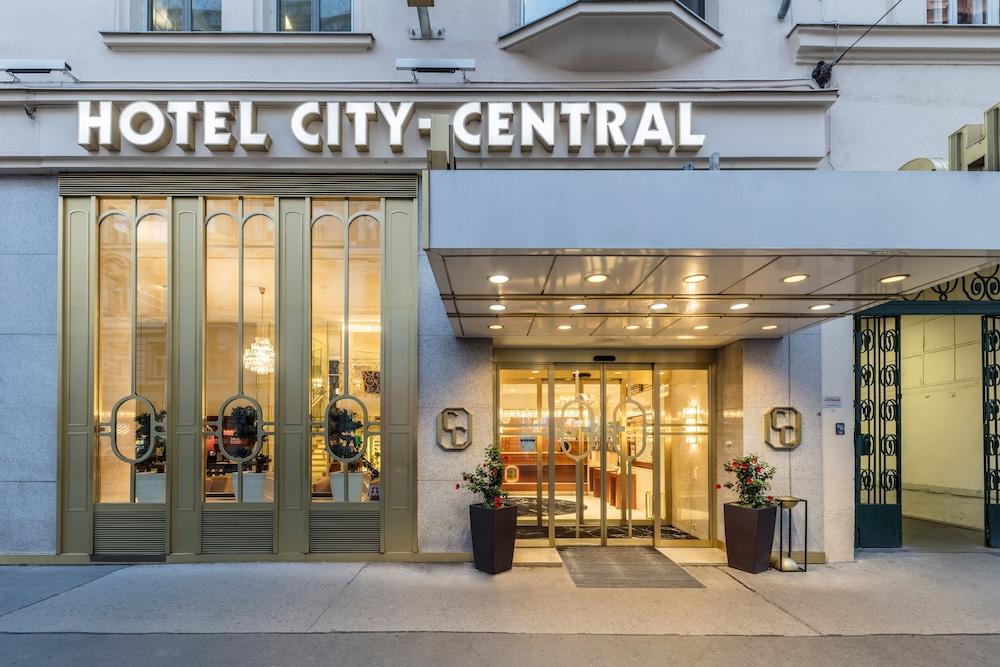 City Hotel Wien Taborstrasse