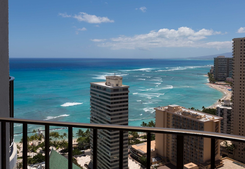 Waikiki Beach Marriott Resort Spa Paoakalani Tower
