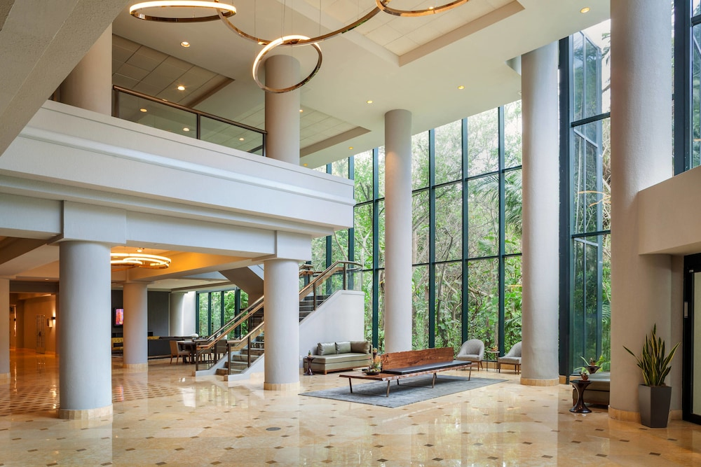 Lobby, Fort Lauderdale Marriott North