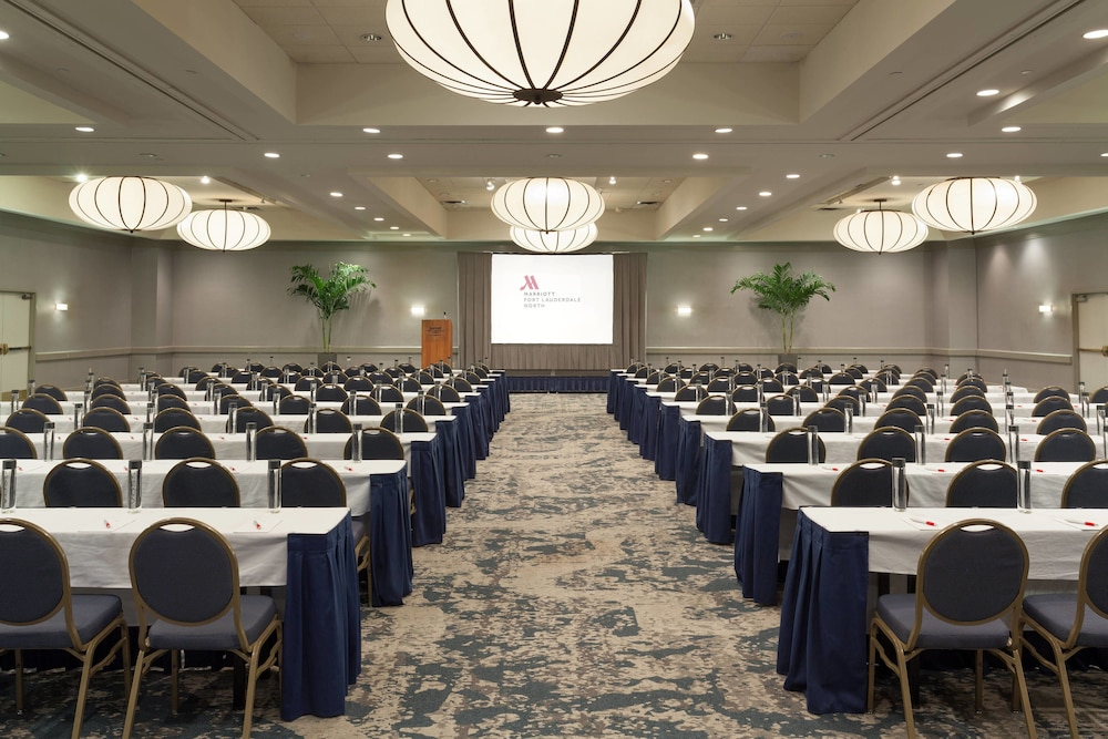 Meeting Facility, Fort Lauderdale Marriott North