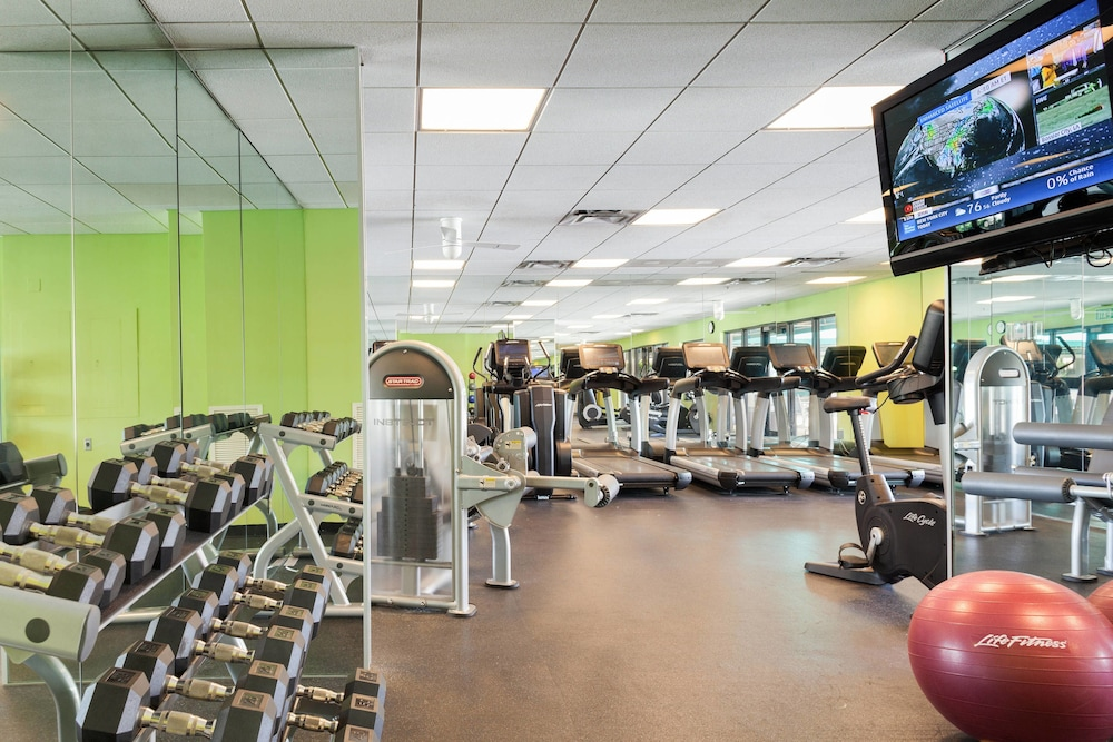 Fitness Facility, Fort Lauderdale Marriott North