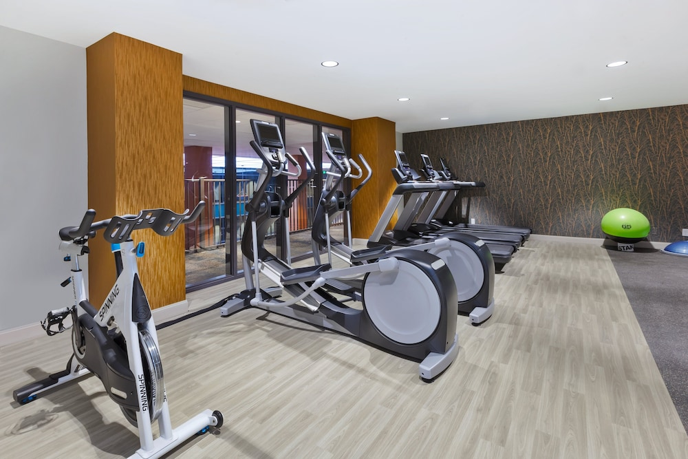 Fitness Facility, Hotel Indigo Rochester Downtown
