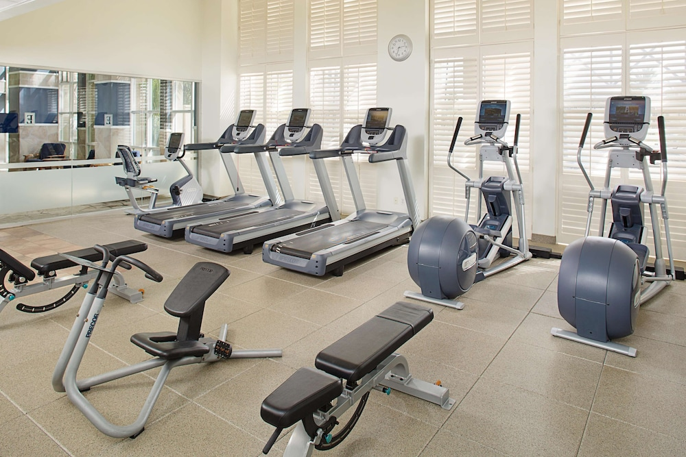 Fitness Facility, Embassy Suites by Hilton San Diego Bay Downtown