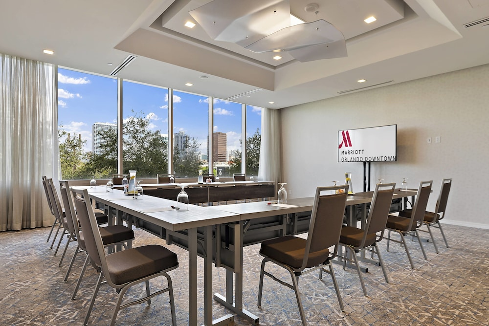 Meeting Facility, Marriott Orlando Downtown