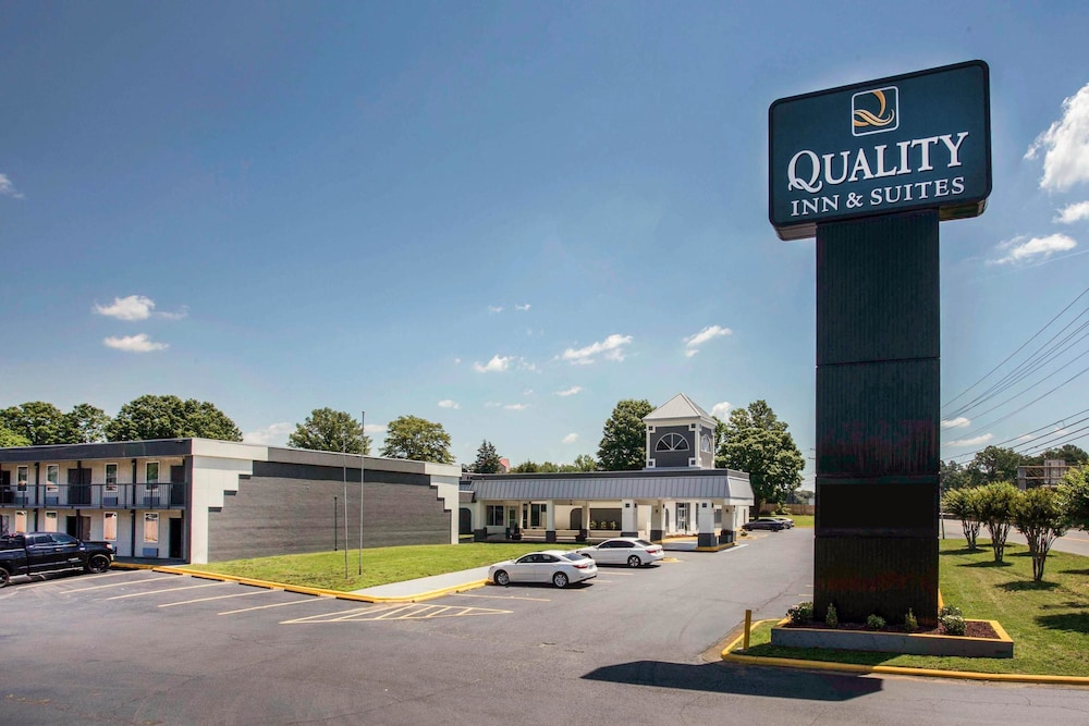Exterior, Quality Inn & Suites University Area