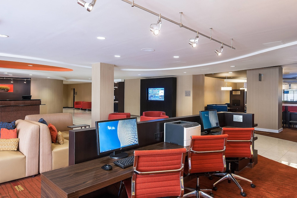 Business Center, Courtyard by Marriott Boston Marlborough