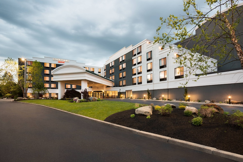 Exterior, Courtyard by Marriott Boston Marlborough