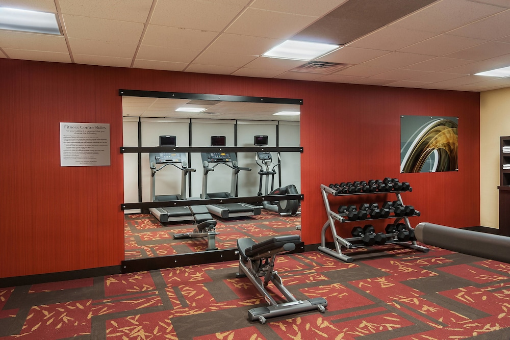 Fitness Facility, Courtyard by Marriott Boston Marlborough