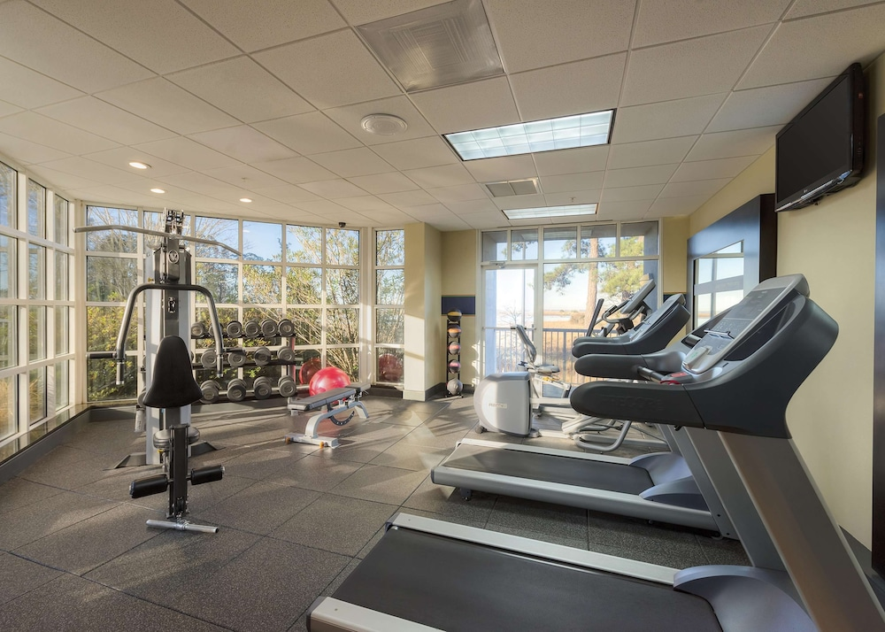 Fitness Facility, Hampton Inn Mobile-East Bay/Daphne, AL
