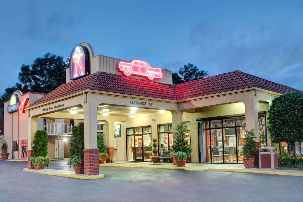 Featured Image, Days Inn by Wyndham Memphis at Graceland